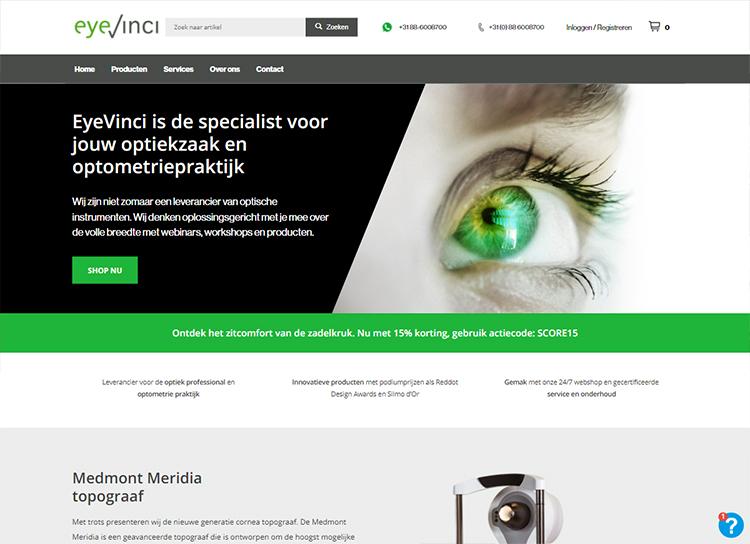 EyevinciLightspeed Webshop case