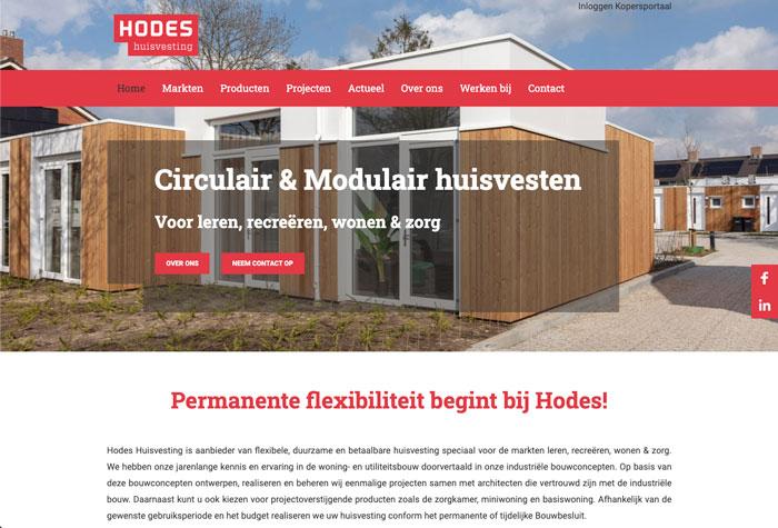 HodesAFAS OutSite website case